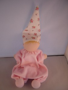soft cuddle doll