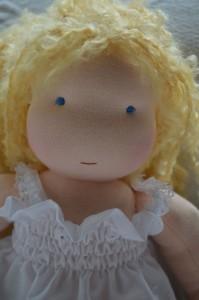 Lijs blonde krullen