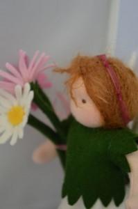 detail flower fairy