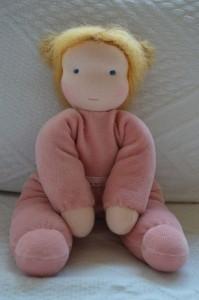 Cuddle doll